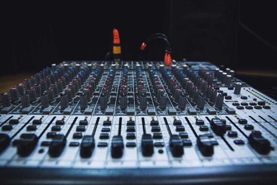 Sound Mixing and Mastering