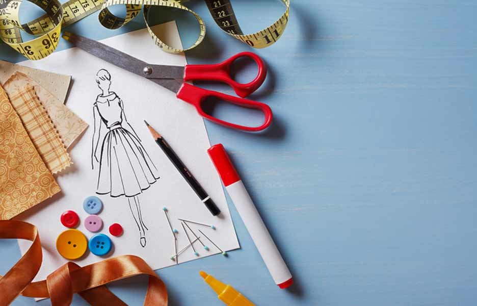 Fashion Design, Illustrations & Accessories